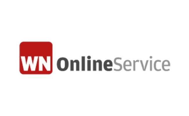 Das Logo von WN Online-Service